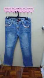 Jeans - Tomato - Front