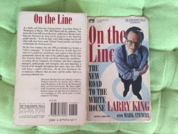 On The Line by Larry King